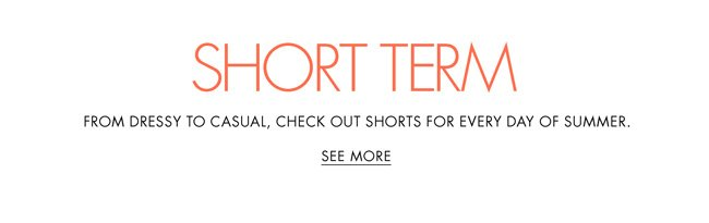 Big Star, True Religion, Lucky Brand, and more offer up smart and stylish shorts.