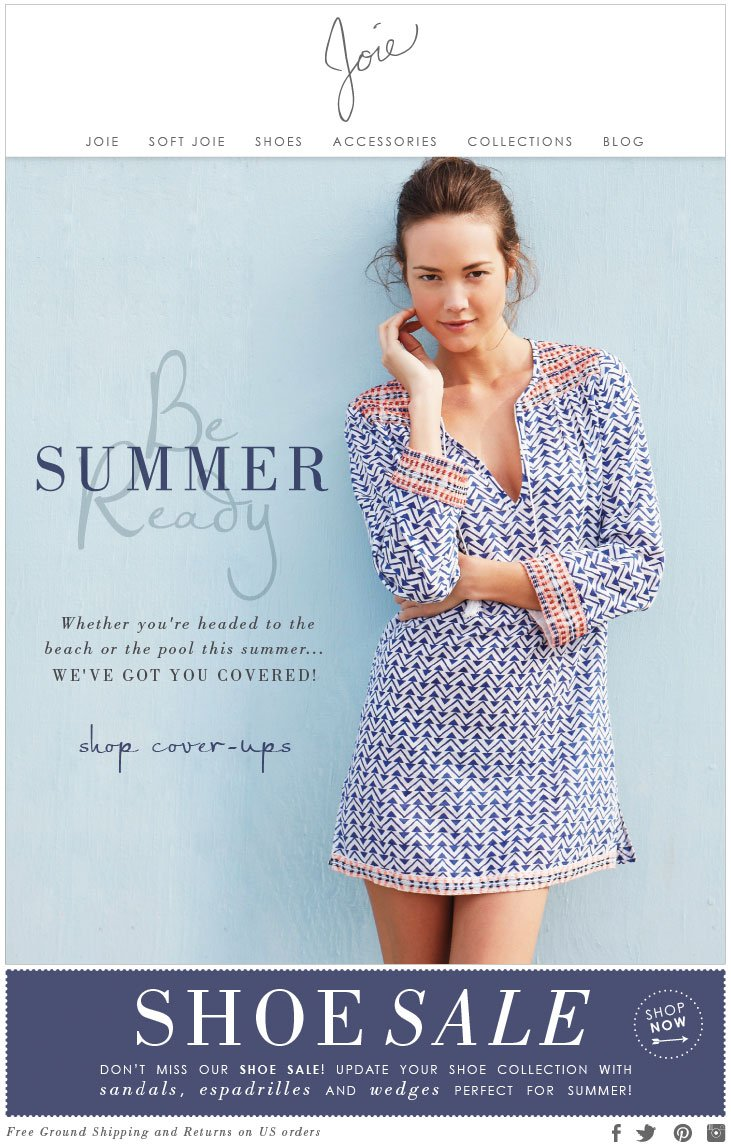 Be SUMMER Ready Whether you're headed to the beach or the pool this summer...WE'VE GOT YOU COVERED! shop cover-ups