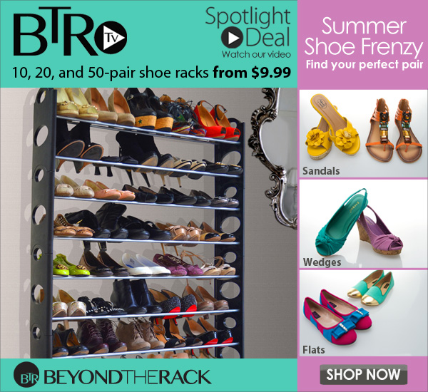 Summer Shoe Frenzy
