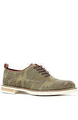 The Chaplin 12 Shoe in Green Camo