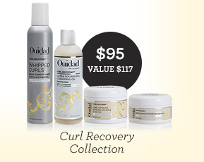 Curl Recovery Collection