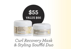 Curl Recovery Mask & Styling Soufflé Duo