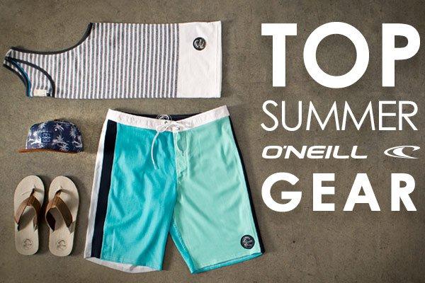 Top Summer Gear!