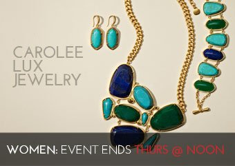 CAROLEE LUX JEWELRY - WOMEN