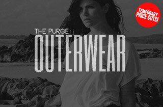 The Purge: Outerwear