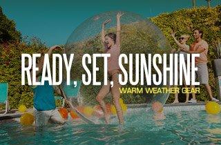 Ready, Set, Sunshine