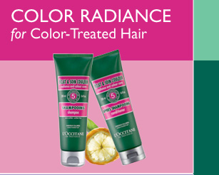 Color Radiance for Color-Treated Hair