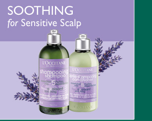 Soothing for Sensitive Scalp