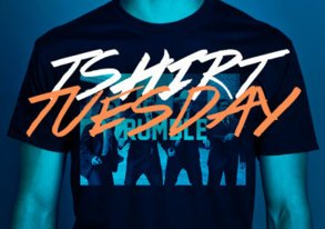 Shop T-Shirt Tuesday ft. Paper Root