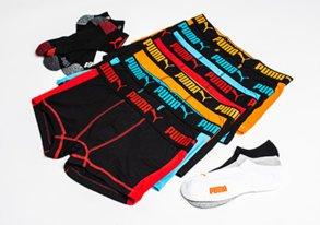 Shop Best Basics ft. Puma 2-Pack Trunks