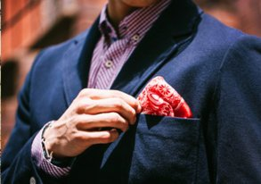 Shop New Printed Pocket Squares & More