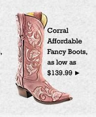 All Womens Affordable Fancy Corral Boots on Sale