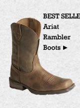 Mens Ariat Rambler Boots on Sale