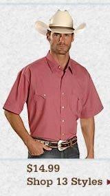 Shop Mens 1499 Shirts
