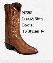 All Mens Tony Lama Exotic Boots on Sale