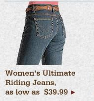 All Womens Ultimate Riding Jeans on Sale