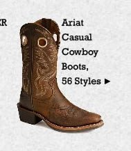 All Mens Ariat Casual Boots on Sale