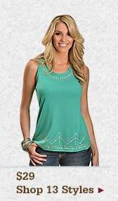 Shop Womens 2900 Tops