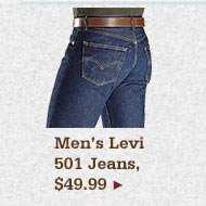 All Mens Levis 501 Jeans on Sale