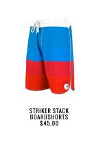 Striker Stack Boardshort