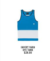 Invert Yarn Dy Tank