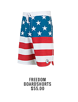 Freedom Boardshorts