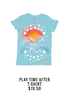 Play Time After T-Shirt