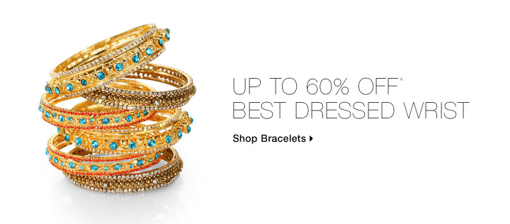 Up To 60% Off* Best Dressed Wrist