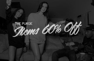 The Purge: Items 60% Off