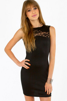 KAR LAGERS BODYCON DRESS 23