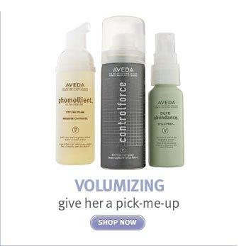 volumizing. shop now