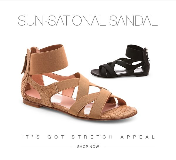 Sun-Sational Sandal