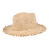 Roll-Up Straw Hat
