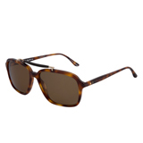 Tortoiseshell 'Walton' Sunglasses