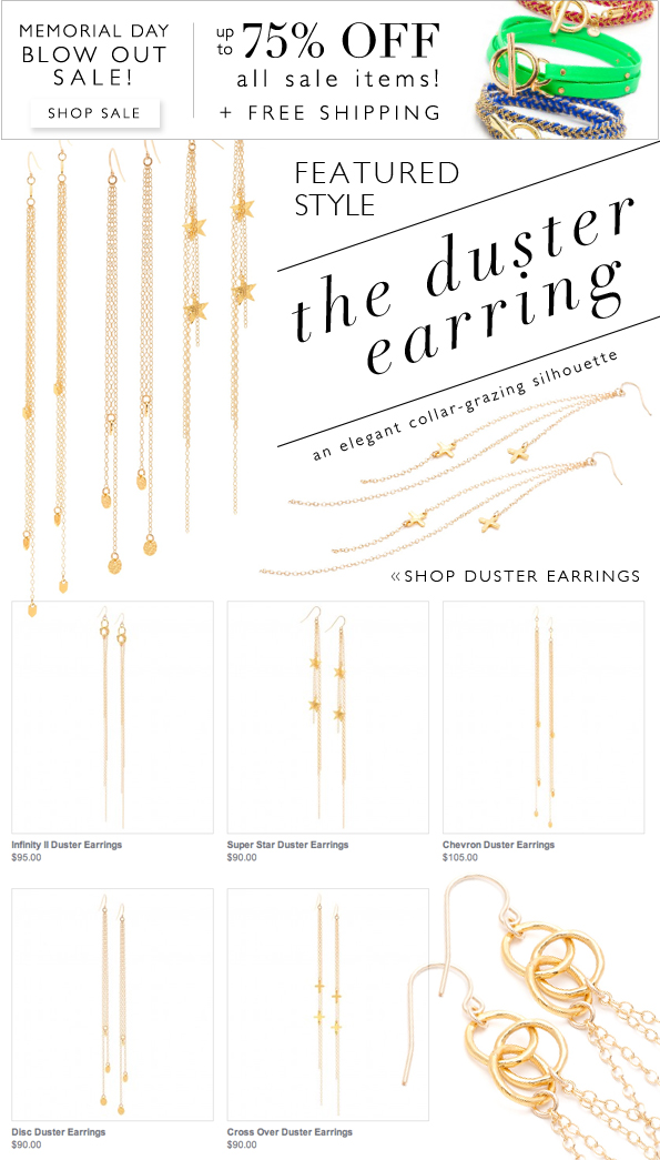 The Duster Earring