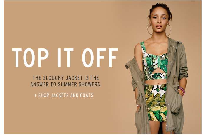Top It Off - Shop Jackets and Coats