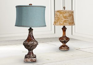 Let Your Style Shine Lamps