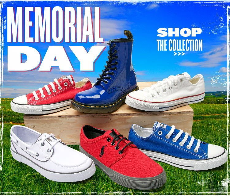 What are you wearing this Memorial Day?