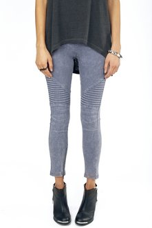 RIDGED KNEE LEGGINGS 37