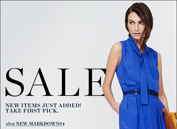 Shop new markdowns >>