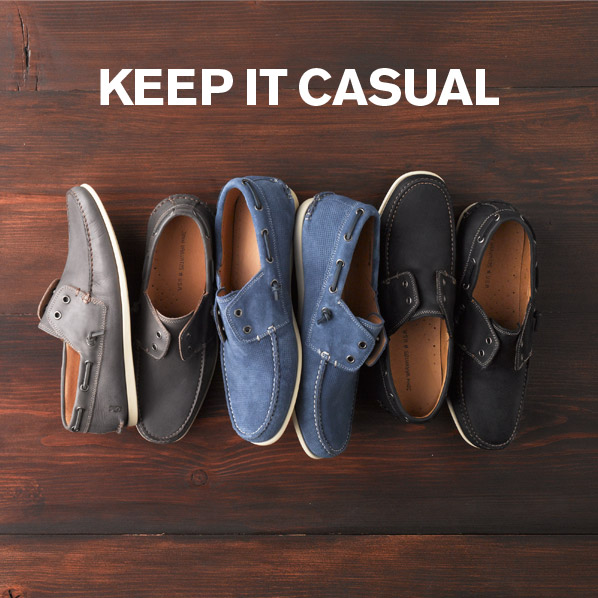 KEEP IT CASUAL