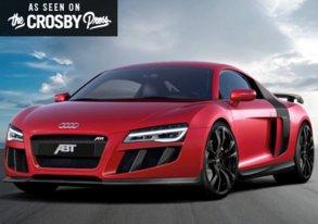 Shop The Audi R8 V10 Gets Turnt Up
