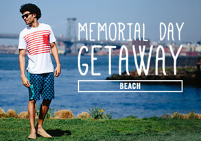 Shop Memorial Day Getaway: Beach