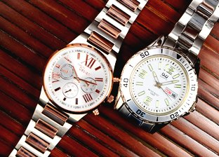 Under $59 Designer Watches for Him & Her