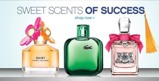 Sweet Scents of Success. Shop now.