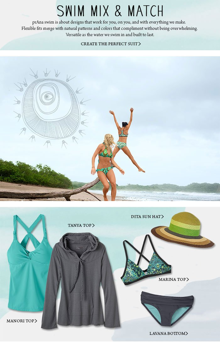 Swim Mix & Match