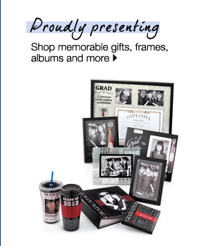 Proudly presenting Shop memorable gits, frames, albums and more.