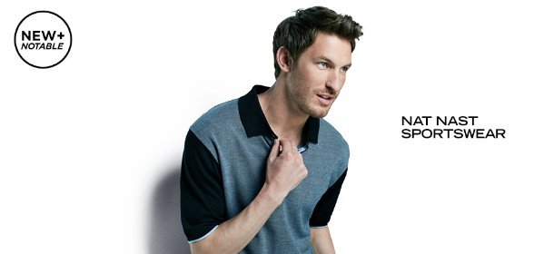 NEW + NOTABLE: NAT NAST SPORTSWEAR, Event Ends May 25, 9:00 AM PT >