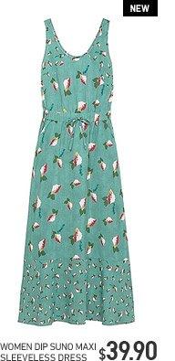 SUNO WOMEN'S DRESS