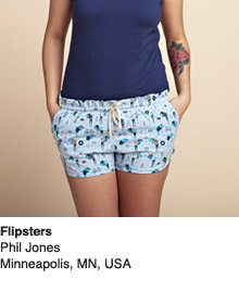Flipsters - Design by Phil Jones / Minneapolis, MN, USA